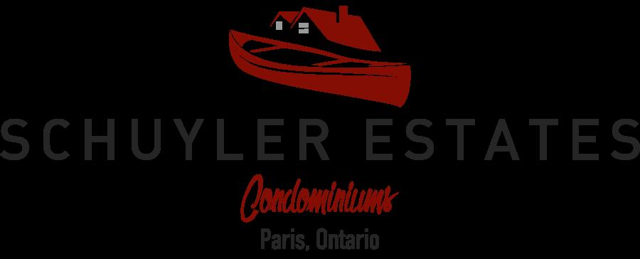 New condominiums in Paris, Ontario