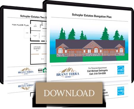 Download Schuyler Estates Bungalow Plan